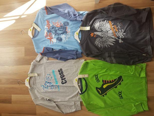 Nowe bluzeczki 146 Aipi Polski producent 140 152