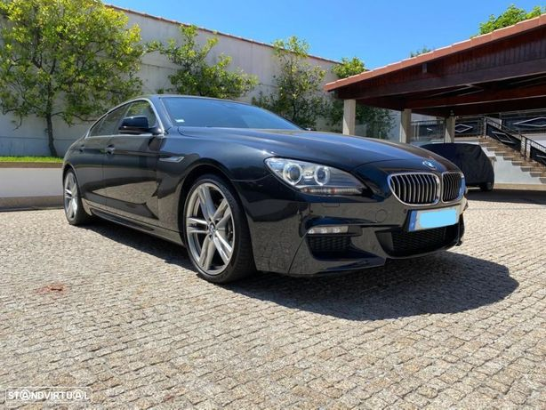 BMW 640 Gran Coupé d xDrive Pack M