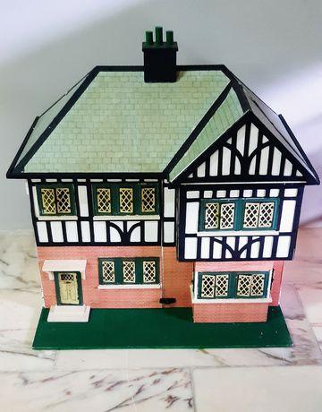 Casa de bonecas completo