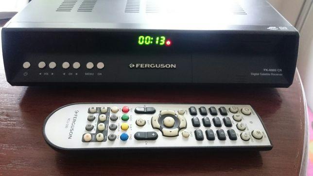 Dekoder Ferguson FK-6900 CR tuner satelitarny