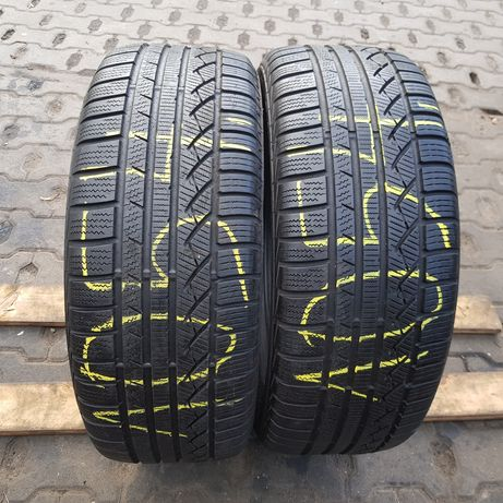 2x 225/55R16 Continental ContiWinterContact TS810 Para opon zimowych