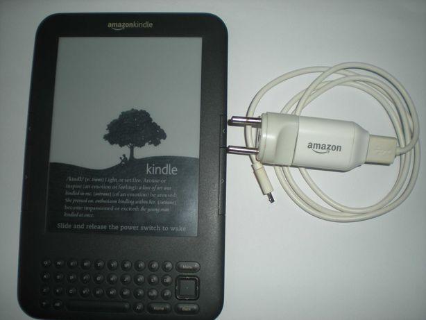 Электронная книга Amazon Kindle Keyboard 3G + WiFi