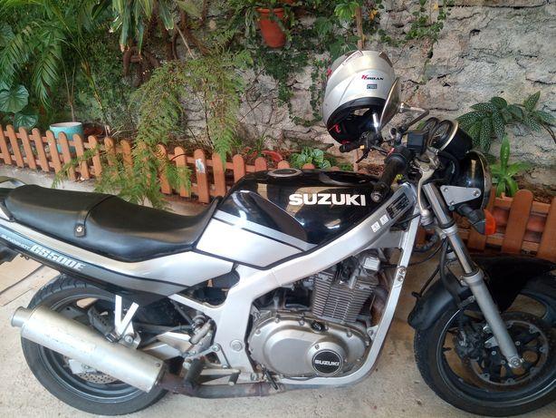Suzuki GS 500 para venda