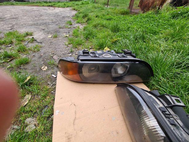 Lampy przód do BMW E39