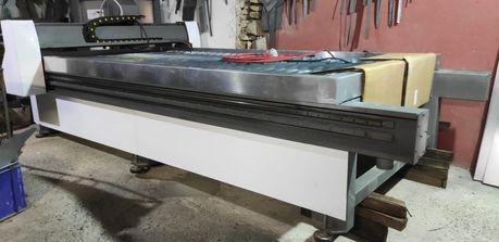 Cnc corte jacto de água (waterjet) / fresadora / corte plasma