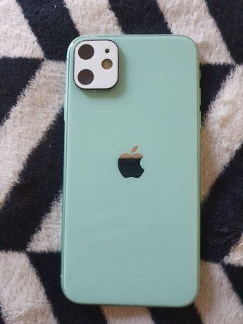 iPhone 11 64 GB zielony