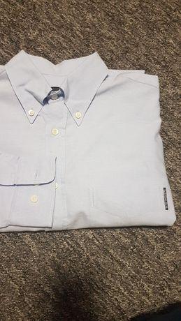 Koszula męska jasnoniebieska