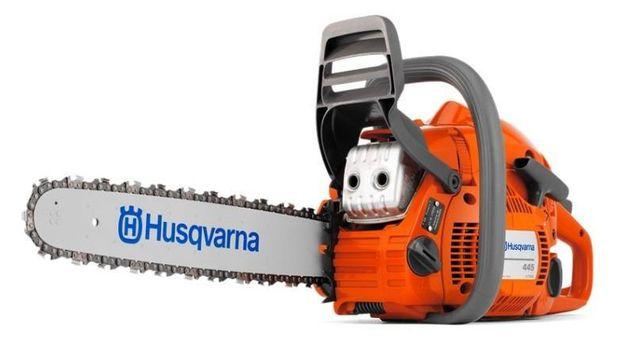 Moto Serra Husqvarna 450