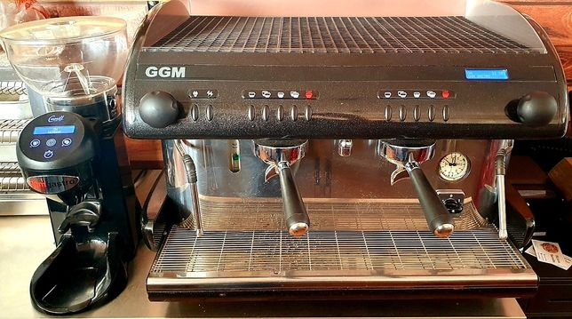 Máquina café profissional