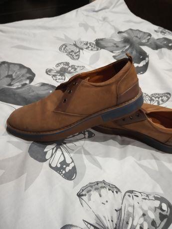 Туфли мужские нубуковые ( торг)производства Турция