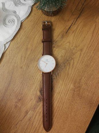 Zegarek Daniel Wellington brązowy