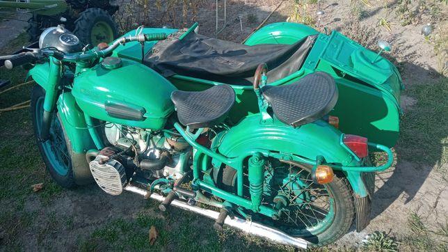 Мотоцикл: Урал - 2 М63