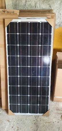 Painel solar 100w 12v monocristalino