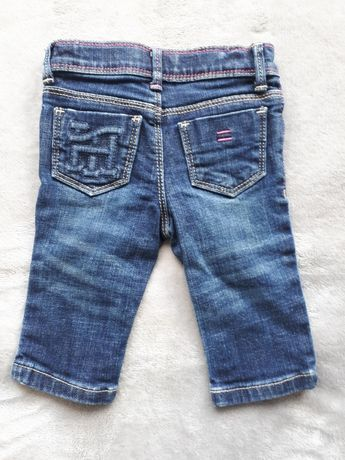 Spodnie jeansowe Tommy Hilfiger 3-6