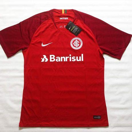 Camisa Internacional 2018/2019 vermelha camisola 1 - S L
