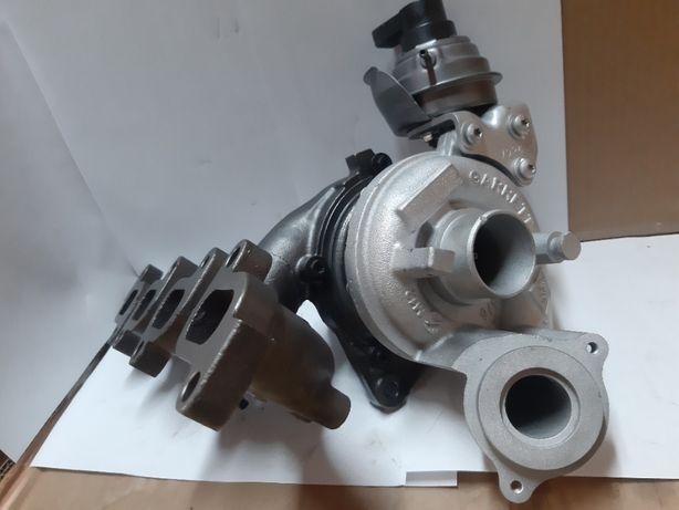 Turbina TurboSprężarka Audi Skoda Golf VI 1.6TDI 105KM