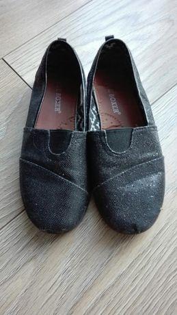 Czarne buty Lordsy