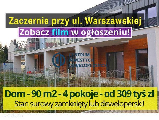 90 m2 | 4 pokoje | od 309 000 zł | Zaczernie