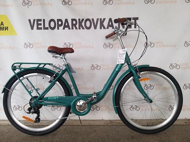 Новый дамский, комфортный велосипед Dorozhnik Ruby, 26