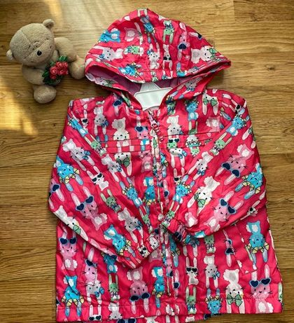 Детская Осенняя  курточка на девочку