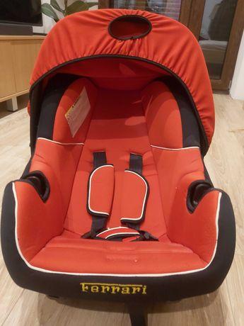 Fotelik, nosidło Ferrari