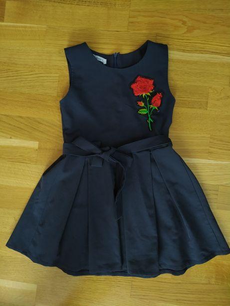 Плаття шкільне шкільна форма школьная форма 122ріст 6 7 8 років платье