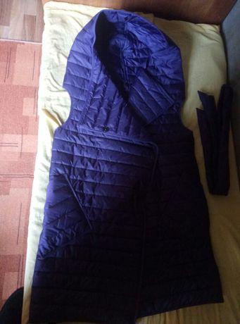Пальто - одеяло женское, пуховик, безрукавка.
