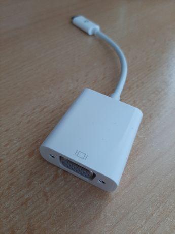 Nowy adapter (przejściówka) USB-C na VGA