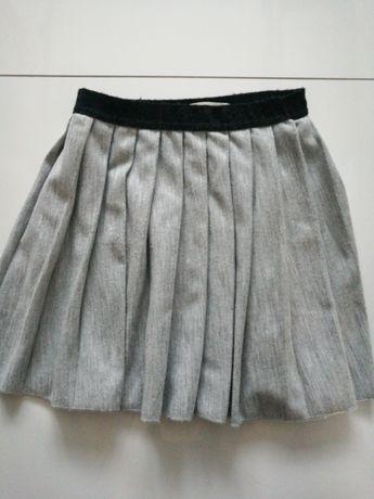 Piękna spódniczka marki Zara dla dziewczynki! 120 cm