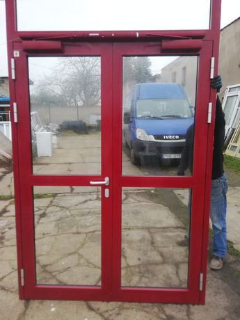 Drzwi aluminiowe z Niemiec dostawa gratis cały kraj