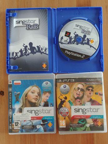 Zestaw Singstar PlayStation 3