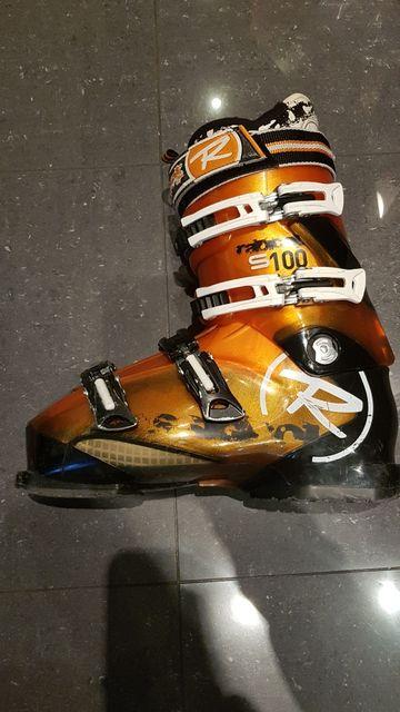Buty narciarskie Rossignol Radical 100, rozmiar 26.5