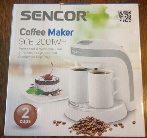 Ekspres do kawy i herbaty SENCOR SCE 2001WH