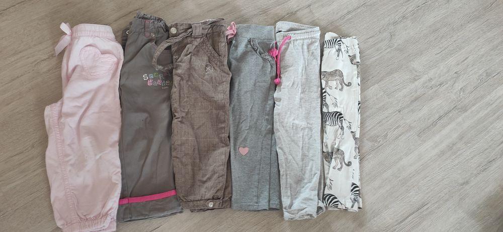 Zestaw spodni + leginsy 86/92 Nowa Sól - image 1