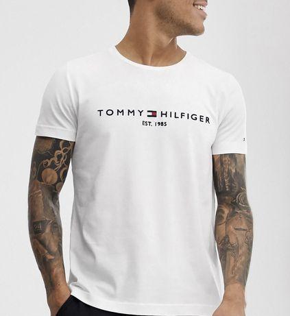 Мужские футболки Tommy Hilfiger отличного качества