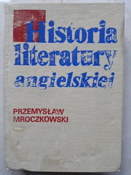 Historia Literatury Angielskiej, Przemysław Mroczkowski