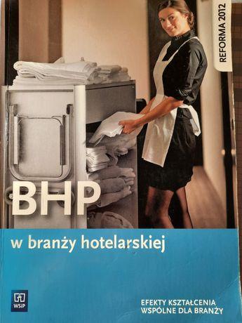 Podręcznik do BHP w hotelarstwie
