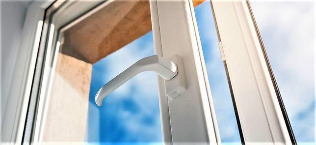okna PCV okno z ościeżnicą , możliwy DOWÓZ