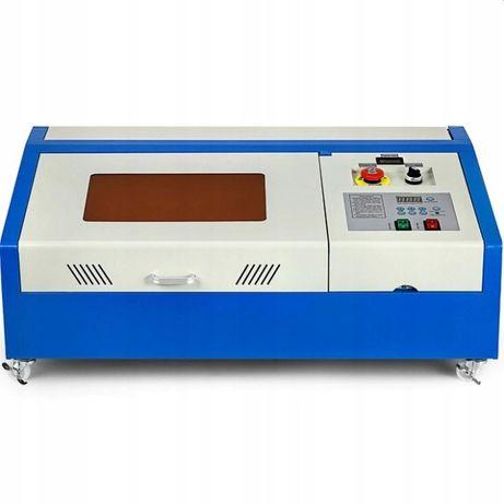 PLOTER LASEROWY CO2 40W laser Grawerka 30x20