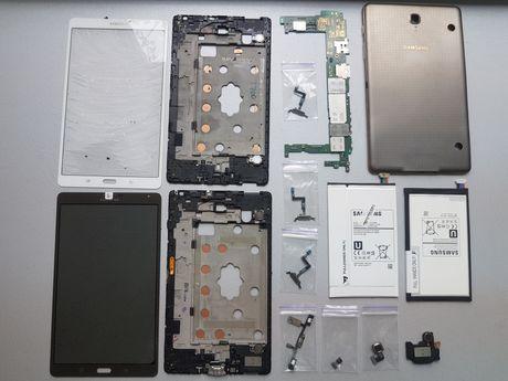 Разборка Samsung tab s t700 t705