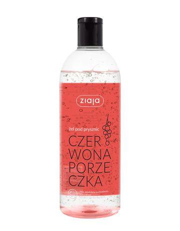 Ziaja Żel Pod Prysznic Czerwona Porzeczka