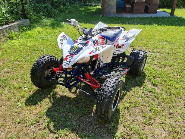 Yamaha YFZ450/Raptor