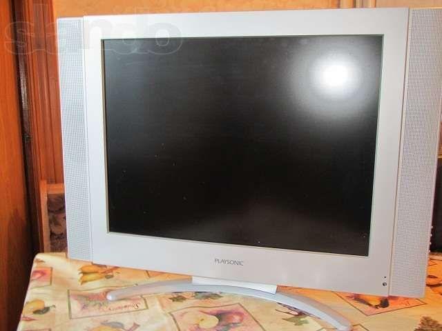 LCD телевизор Playsonic c экраном 20 дюймов