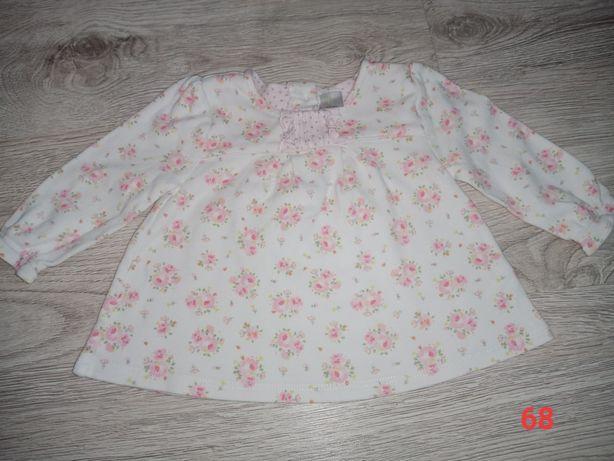 Bluzeczka w kwiatki 68