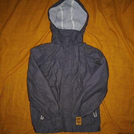 Ветровка, куртка котоновая от h&m, на 4-5