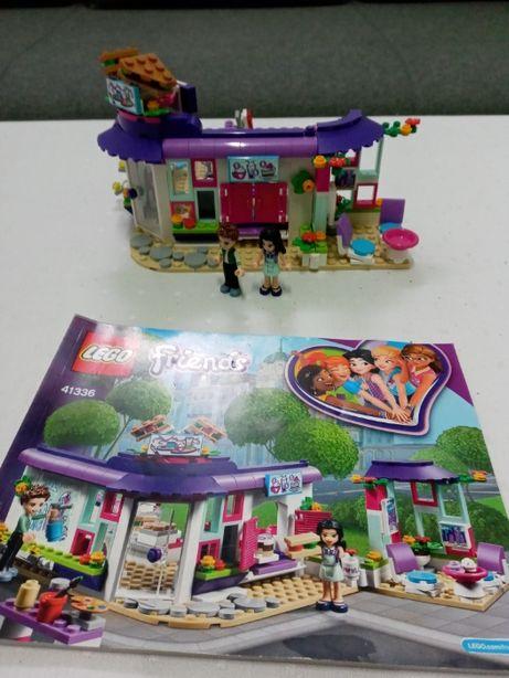 Lego Friends Artystyczna kawiarnia Emmy