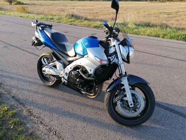 Suzuki gsr 600 '07