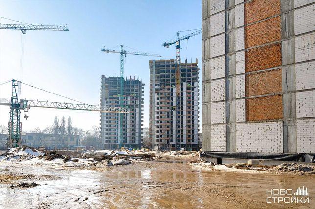 ЖК Отрада Соломенский продам 2к квартиру Отрадный 93/2 без %