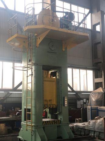 Пресс усилием 400 тонн КВ2536