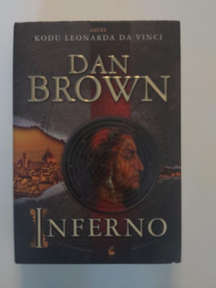 Dan Brown Inferno twarda oprawka Lublin - image 1